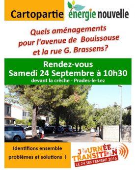 Abattage des pins rue des Bouissousses/Brassens